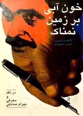 خون آبی بر زمین نمناک, محمودی, نگاه