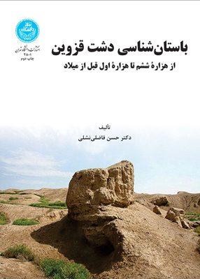 باستان شناسی دشت قزوین, فاضلی نشلی, دانشگاه تهران