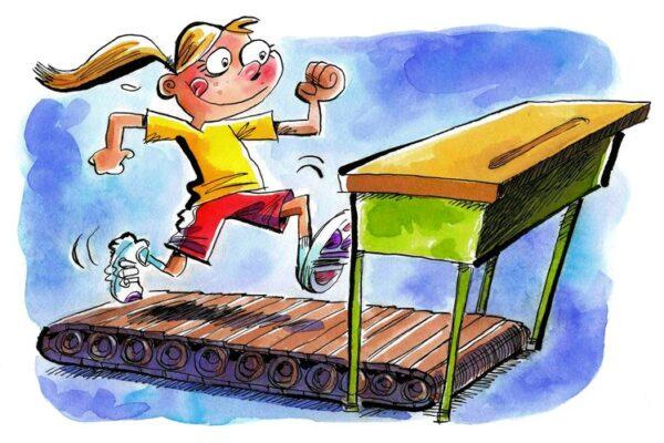 ورزش و تحصیل